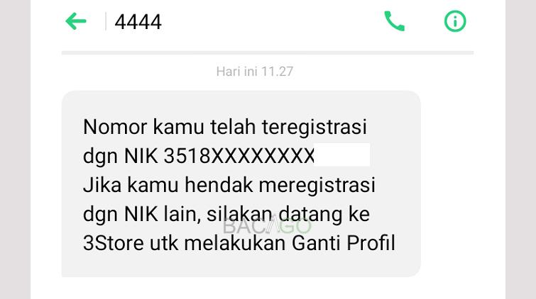 cara mengecek nomor sudah terdaftar di kominfo