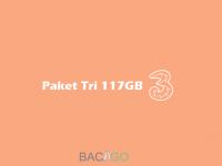 Paket Tri 117GB