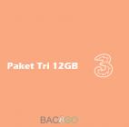 Paket Tri 12GB (4G)