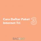 Kode Paket Internet Tri Murah