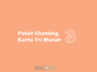 Paket Chatting Tri