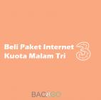 Paket Internet Kuota Malam Tri