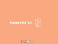 Paket SMS Tri