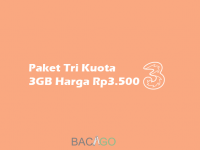 Paket Tri 3GB 3500